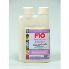 F10 DISINFECTANT SOLUTION 200ML