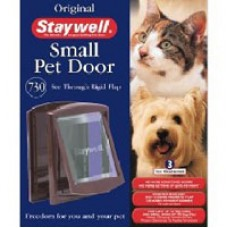 PET DOOR STAY WELL  MEDIUM