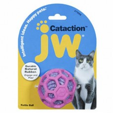 J/W CATACTION RATTLE BALL