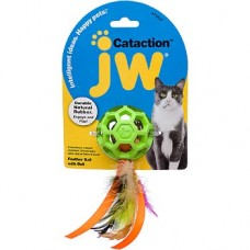 J/W CATACTION FEATHER BALL W/BE