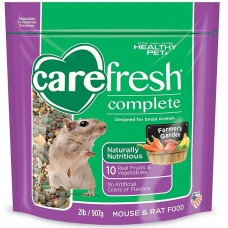 CAREFRESH COMPLETE MOUSE & RAT FOOD 907G