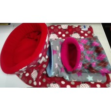 LARGE SOCK FLEECE 50cmx65cm