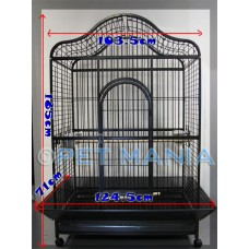 XL LARGE DOME PARROT CAGE