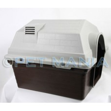 PLASTIC DOG KENNEL SMALL