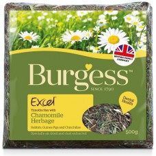 BURGESS EXCEL CHAMOMILE TIMOTHY HAY 500G