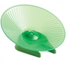 Sharples Flying Saucer Wheel Large - GREEN -