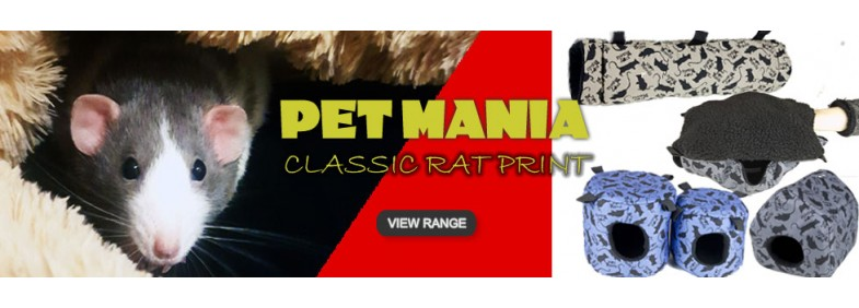 Classic rat print range