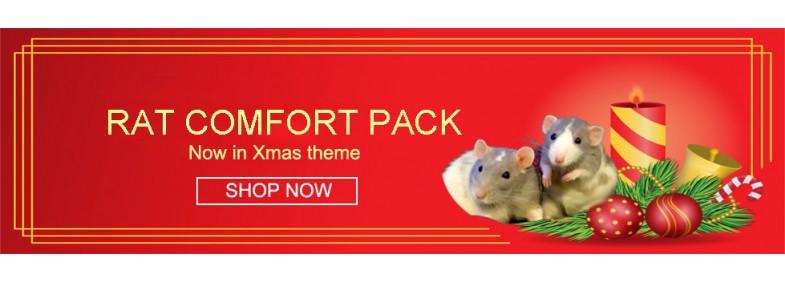 x-mas rat comfort packs