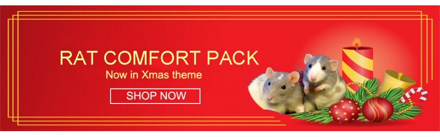 x-mas rat comfort packs