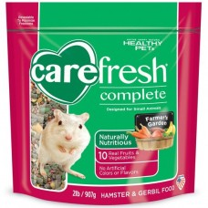 CAREFRESS HAMSTER AND GERBIL FOOD