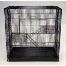 XL RAT CAGE BLACK
