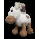 LAMBSWOOL CUDDLE ANIMAL (HORSE)