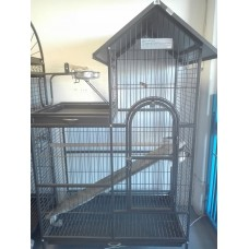 HOUSE STYLE PARROT CAGE